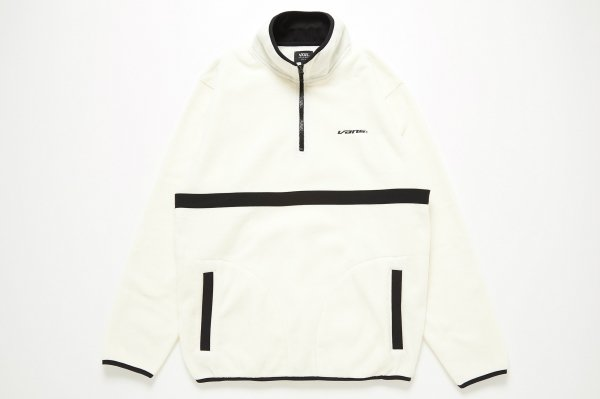 Micro Fleece Half Zip Pull Over(Safari12月号掲載商品)