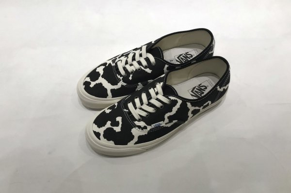 OG AUTHENTIC LX (CANVAS/SUEDE) COW/B