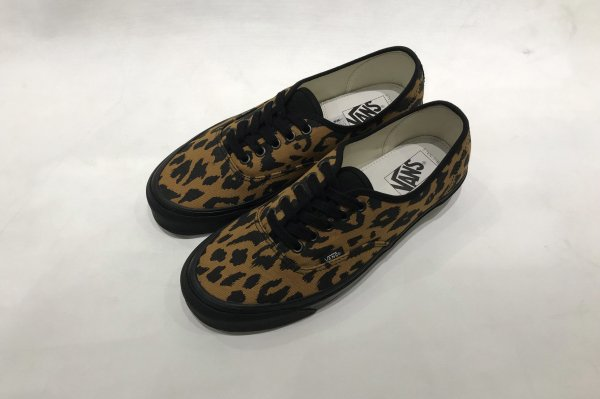 OG AUTHENTIC LX (CANVAS/SUEDE) LEOPA