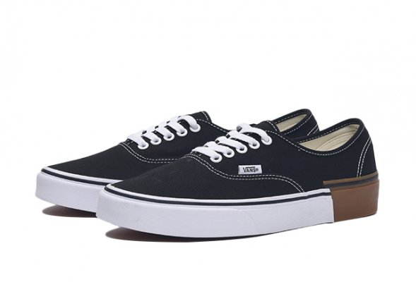 AUTHENTIC (GUM BLOCK) BLACK