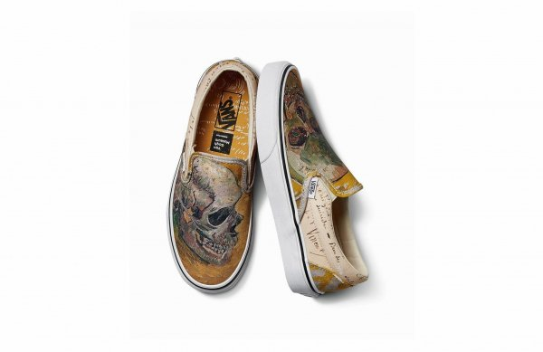 CLASSIC SLIP-ON (VINCENT VAN GOGH) S