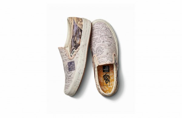 CLASSIC SLIP-ON (VINCENT VAN GOGH) L