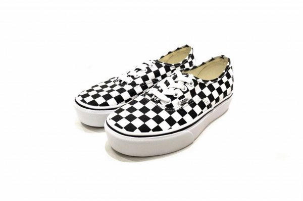 AUTHENTIC PLATFORM 2.0 CHECKERBOARD/