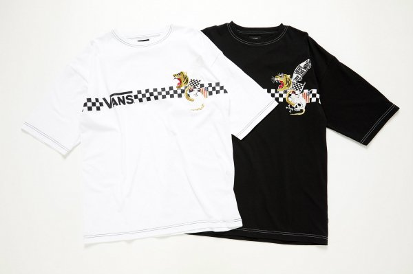 CHECKERx Embroidery S/S T-Shirts (EMBR PACK)