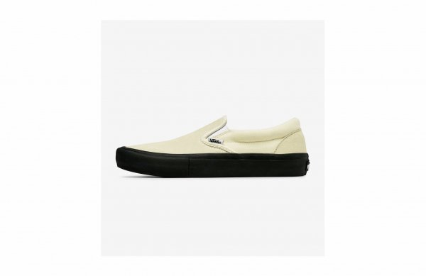 SLIP-ON PRO CLASSIC WHITE/BLACK