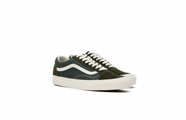 OG OLD SKOOL LX (SUEDE/CANVAS) FORES