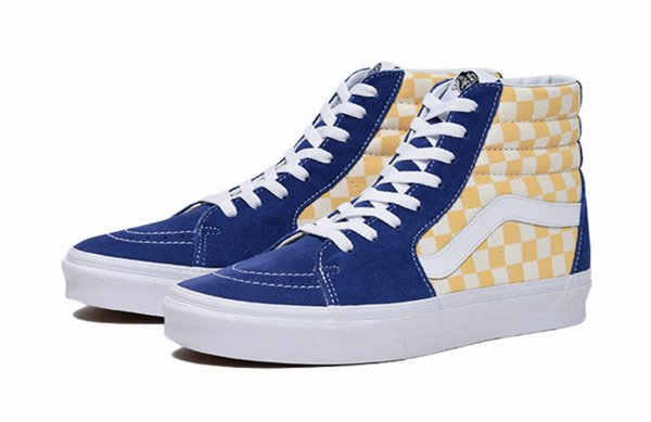 <img class='new_mark_img1' src='//img.shop-pro.jp/img/new/icons41.gif' style='border:none;display:inline;margin:0px;padding:0px;width:auto;' />SK8-HI (BMX CHECKERBOARD) TRUE BLUE/