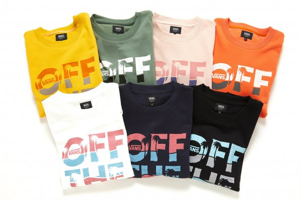 OTW Crew neck(Safari11月号掲載商品)