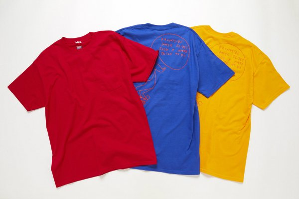 Mark Gonzales SK8 Pocket Tee