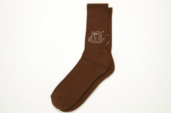 Mark Gonzales Coffe Socks