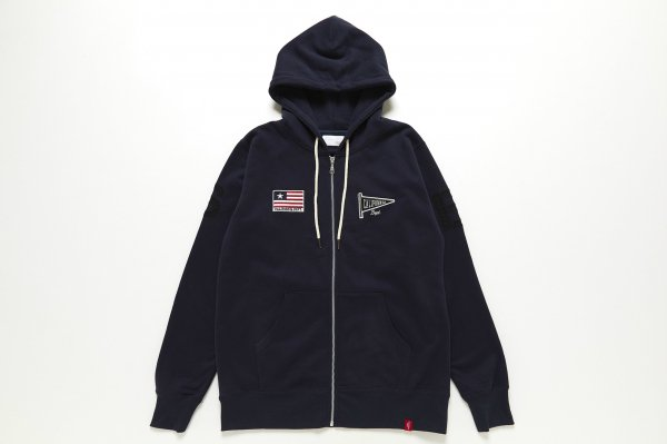 CD SB9 ZIP PARKA(Safari12月号掲載商品)