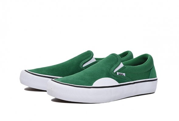SLIP-ON PRO AMAZON/WHITE