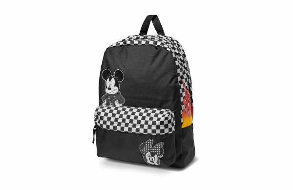 PUNK MICKEY REALM BACKPACK BLACK(DISNEY)