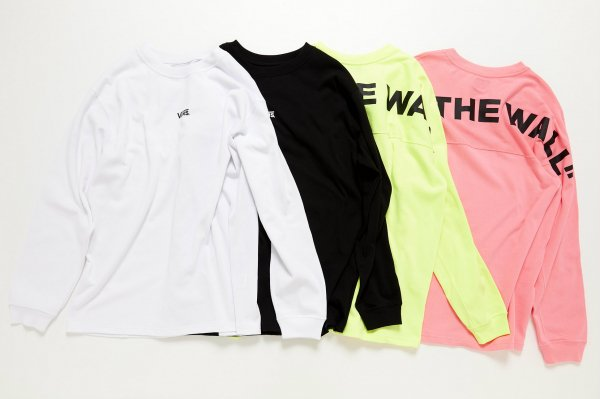 Wide OTW Switching L/S T-Shirts