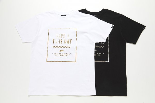 Have a Vans Day Foil S/S T-Shirt