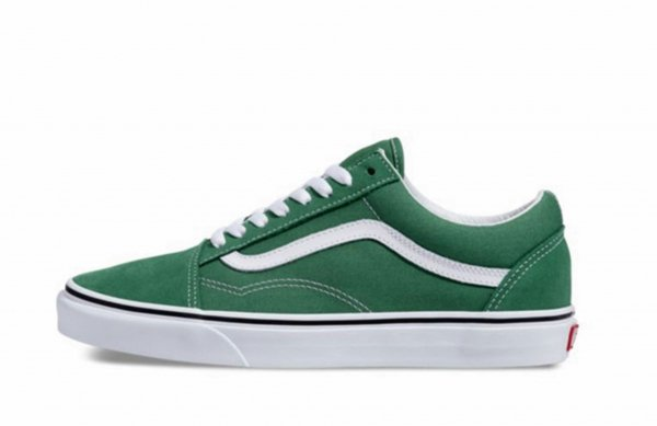 UA OLD SKOOL DEEP GRASS GREEN/TRUE W