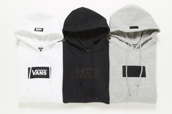 UP SIDE DOWN PATCH Pull Over Hoodie