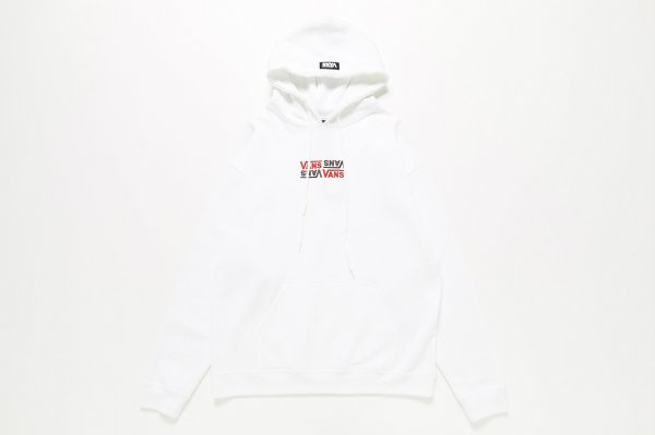 UP SIDE DOWN LOGO EMB  Pull Over Hoo(Safari2月号掲載商品)