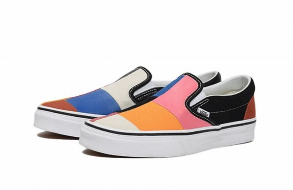 CLASSIC SLIP-ON (PATCHWORK PACK) MULTI/TR