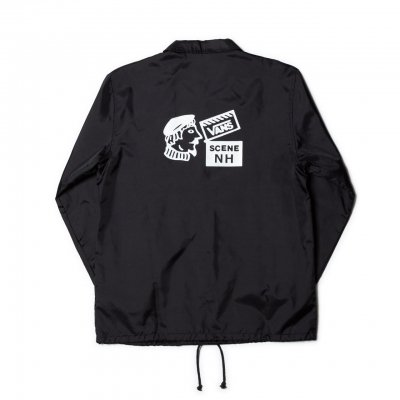 N.HOLLYWOD SMU Coach Jacket 5909810001