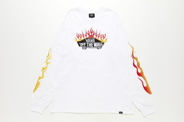 Burning OTW L/S T-Shirt 5899320001