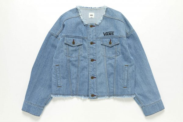 Denim Girls No Colar Jacket 5902900001