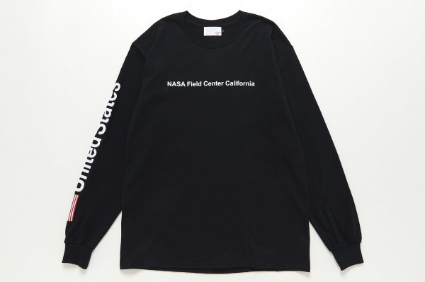 NASA California L/S Tee 5921400002