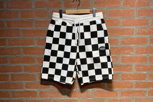 CHECKER AOP FT SHORTS 5906000001