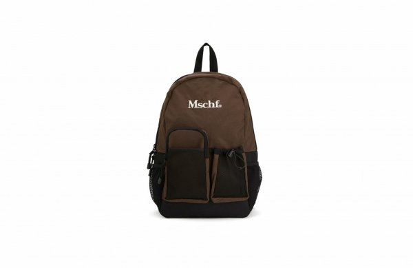 MULTI-POCKET NYLON BACKPACK 5948230002
