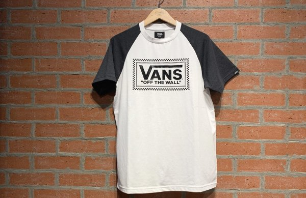 VANS RAGLAN STRETCH SSTEE 5963730001