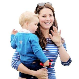 イギリスOLIVIER Baby&Kidsカシミヤカーディガン♪ジョージ王子タイプ