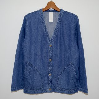 SSF-DC-01 Denim Cardigan