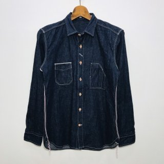 SSFP-FB-08 Indigo Denim