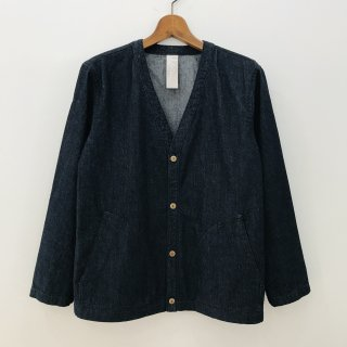 SSF-DC-01 Denim Cardigan_OW