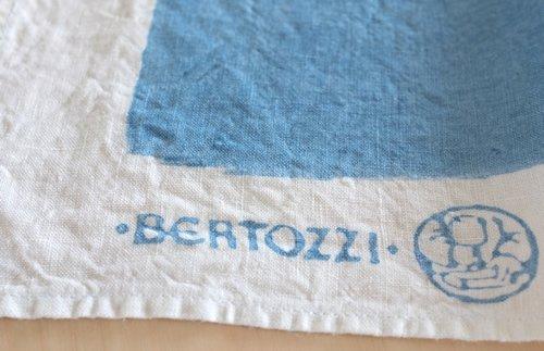 キッチンクロス リネン(麻) イタリア製 ベルトッツイ ピエノ 正方形 約46cmx約46cm