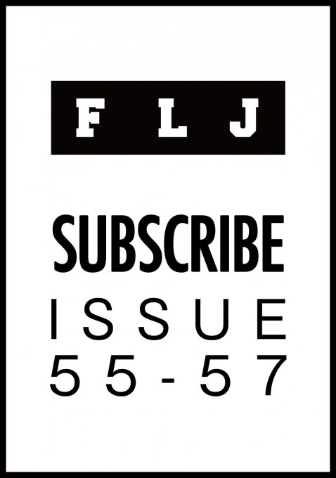 【海外注文用】FLJ #55〜#57(for 3 issues):ZONE 2: North America, Mexico, Europe, Oceania and Middle East