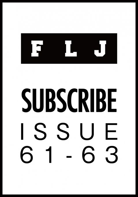 【海外注文用】FLJ #61〜#63(for 3 issues):ZONE 2: North America, Mexico, Europe, Oceania and Middle East