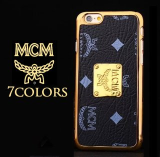 MCM エムシーエム アイフォンケース iPhone6ケース iPhone6Sケース iPhone6plusケース iPhone6S plusケース エレガンス 精緻 送料無料003