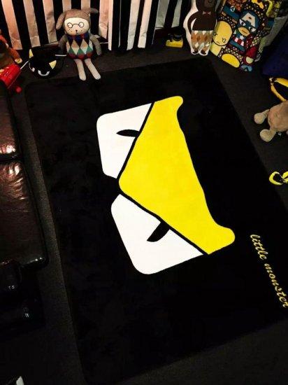 【price down!!!】FENDI  フェンディ ブランド 絨毯 玄関マット リビングマット 浴室/キッチンマット ラグマット 滑り止め 肌に優しい 防音カーペット 快適生活カーペット 送料…