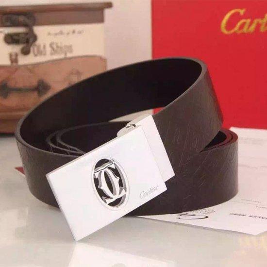カルティエ Cartier メンズ ベルト レザー ジェントルマン ブランド エレガンス 高級感有り ヨーロッパ風 優雅 精緻 送料無料0…