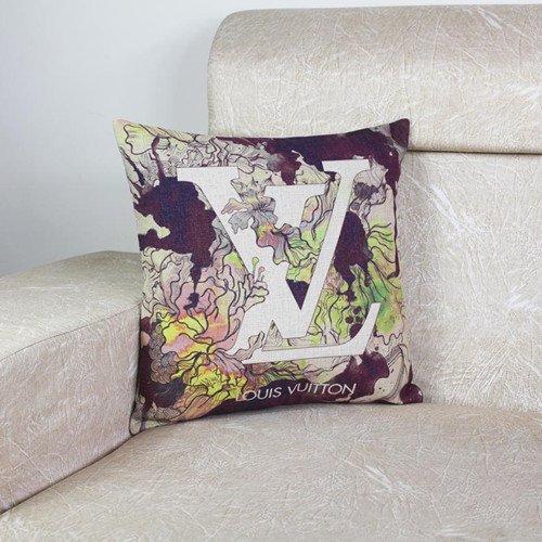ルイヴィトン  枕 抱き枕 Louis Vuitton ★柔らかい カー用品  クッション<自動車用>★ ソファークッション (中身+抱き枕カバー付) 送料無料…