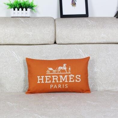 エルメス★HERMES 枕 抱き枕 ★柔らかい カー用品  クッション<自動車用>★ ソファークッション (中身+抱き枕カバー付) 送料…