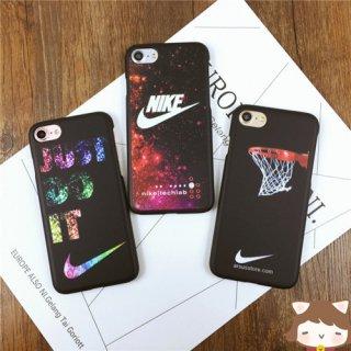 NIKE★ナイキ*アイフォンケース 夜光 iPhone5/5s/SE/6/6sケース iPhone7/7plusケース iPhone6plus/6splusケース 携帯ケース ブランド品 送料無料