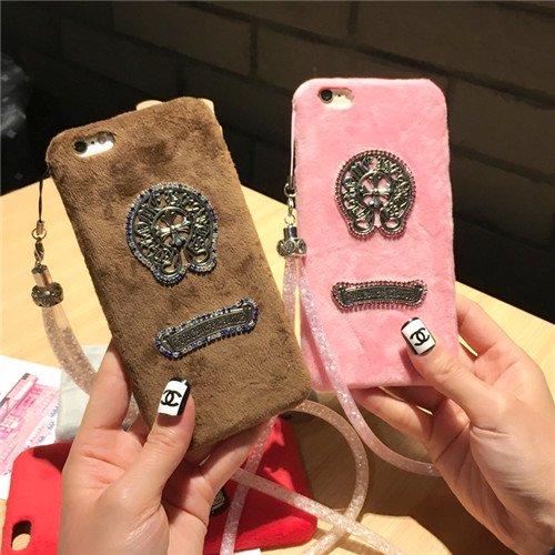 クロムハーツ★Chrome Heart iPhone6/6sケース iPhone7/7plusケース iPhone6plus/6splusケース アイフォンケース スマホケース 送料無料05