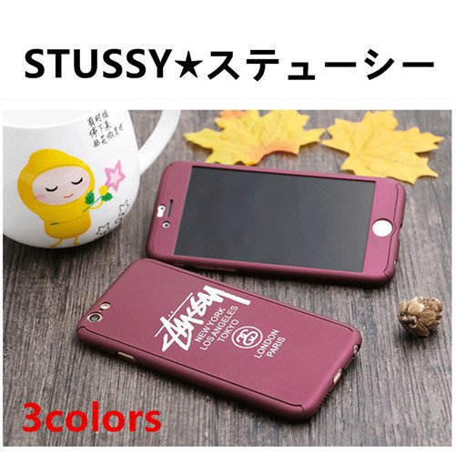 STUSSY iPhone6/6sケース iPhone6plus/6...