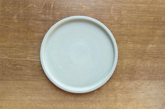 リム皿(大) こいずみみゆき