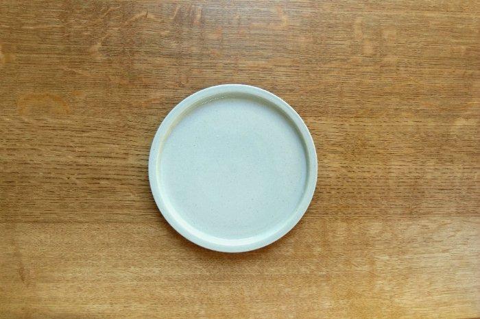 リム皿(中) こいずみみゆき