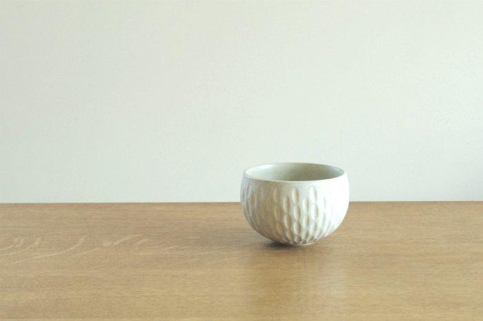 フリーカップ(丸)/しのぎペパーミント ヤマシタマユ美