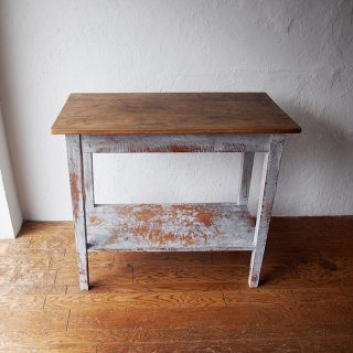 Pine Side Work Table