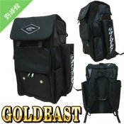 【GOLDEAST】ゴールドイースト 野球 リュック バック ブラック goldeastbag